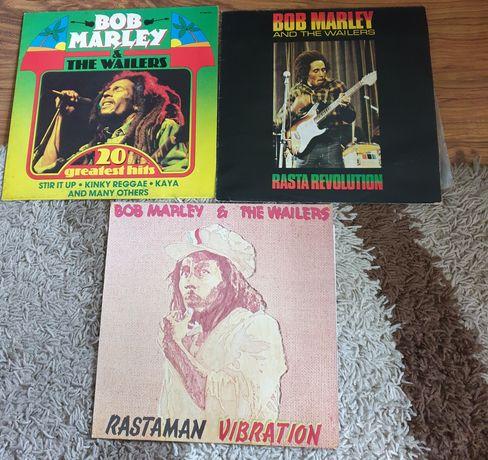 Bob Marley plyty winylowe