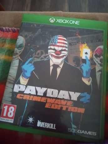 Payday 2 crime WAVE edition Xbox One