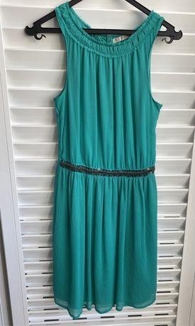Vestido Verde Zara - XS/S