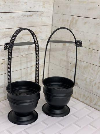 Корзина для угля/ yahya/ яха / матовая