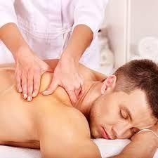 делаю массаж всего тела и по точечный массаж( результативный)