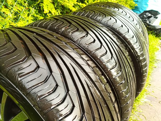 UNIROYAL RAINSPORT 225/45 R17  plus felgi