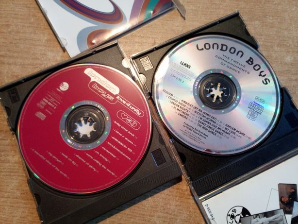 2 CD London Boys