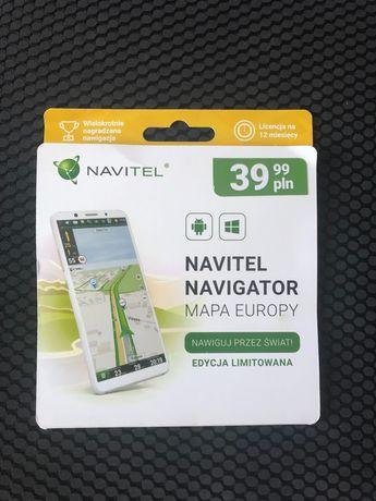 Navitel navigator Європа ліц. Ключ на 12 місяців