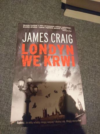 Londyn we krwi James Craig