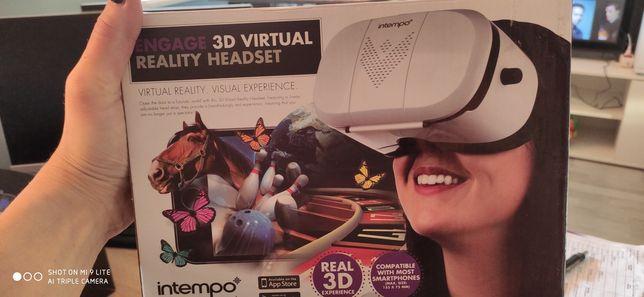 Okulary.      3D