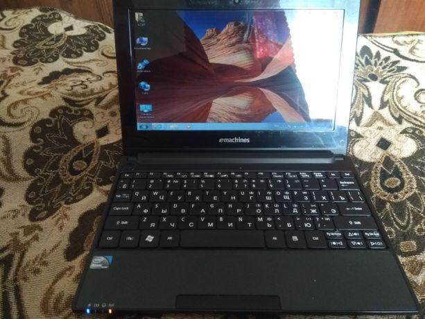 Acer e-machines 355 нетбук ноутбук 2Гб
