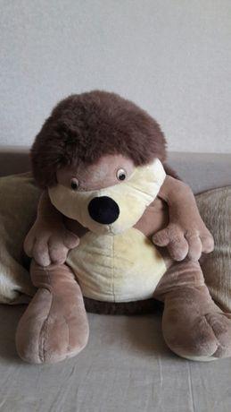 игрушка плюшевая Пых ежик