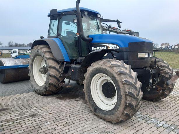 new holland TM190 mxm 175 case 155 sprowadzony z zachodu oś super ste