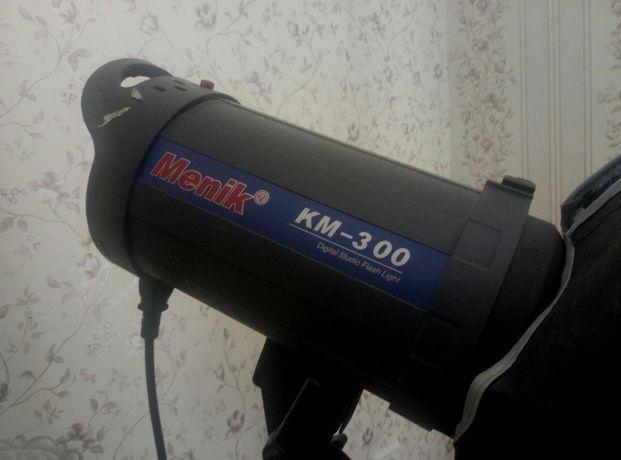 Набір світла для студії / студийный импульсный свет