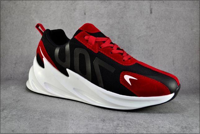 Мужские кроссовки 700 Red, Демисезонная обувь