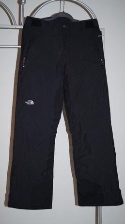 Męskie spodnie narciarskie THE NORTH FACE r. S Recco HyVent