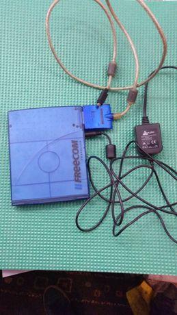 Freecom Traveller - CD-RW Drive - Firewire 1394