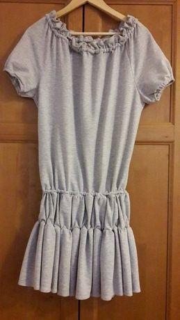 Sukienka Alexandra Fi-FI szara rozmiar U poszukiwana