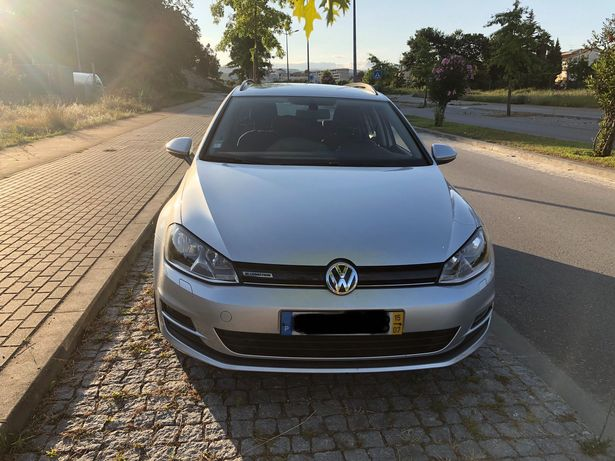 Volkswagem golf variant bluemotion 1.6 TDI 110cv