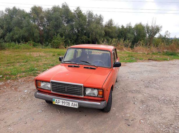 ВАЗ 2107 с переоформлением (Экспортная)