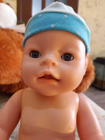 Пупс BABY born в хорошем состоянии