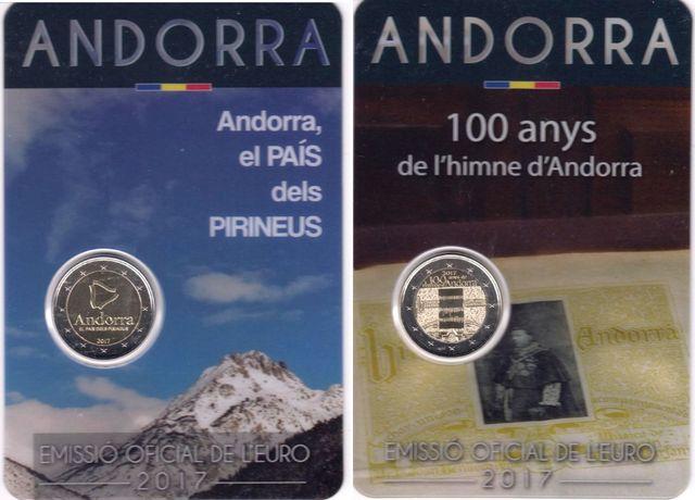 Coincard - Andorra, Bélgica e França