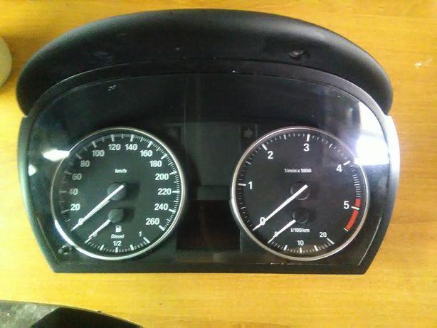 BMW E90 Diesel licznik zegary europa