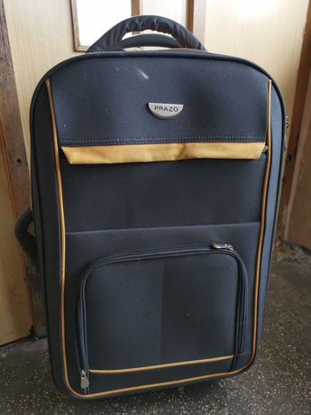 2 walizki marki PRAZO
