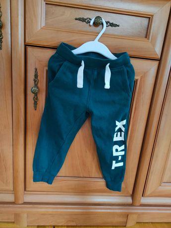 spodnie dresowe rozmiar 104