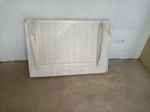 Telheiro para porta ou janela