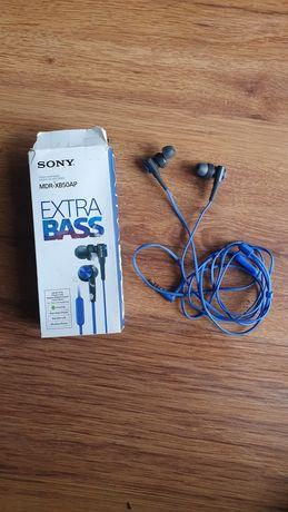 Słuchawki SONY Extra Bass