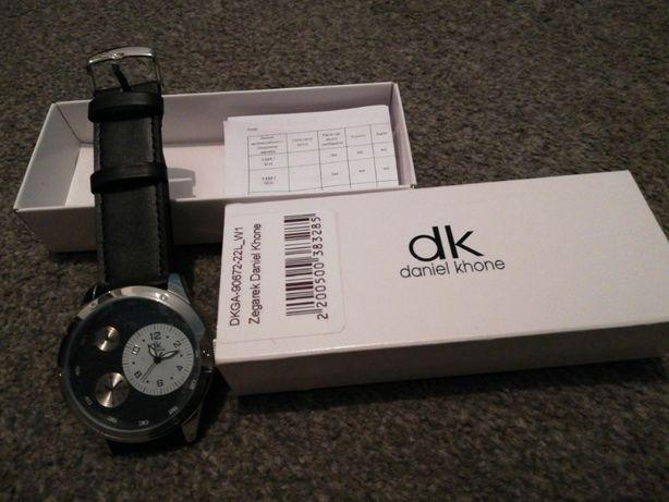 Nowy zegarek męski DANIEL KHONE