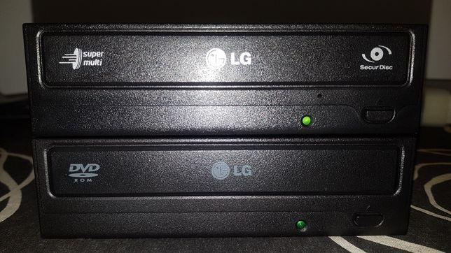 LG Gravador DVD + Leitor DVD