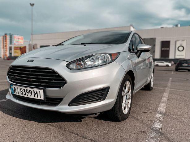 Ford Fiesta Se 2016 Silver 1.6L