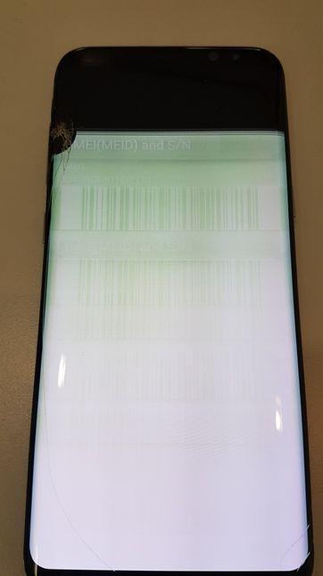 Самсунг Galaxy S8Plus duos (G955FD) orchid gray,не дорого,на запчасти