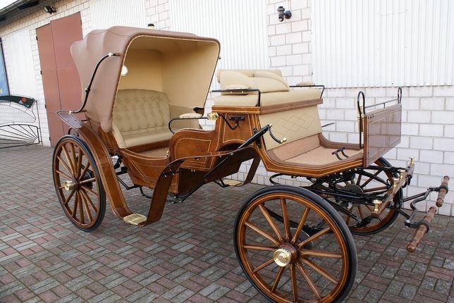 Продам карету Vis-A-Vis ROYAL-HORSE.pl