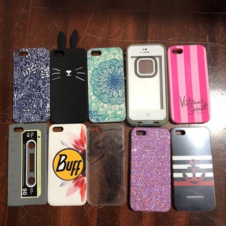 Capas iphone 5/5s/SE