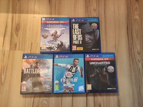 PS4 gry sprzedaż/wymiana