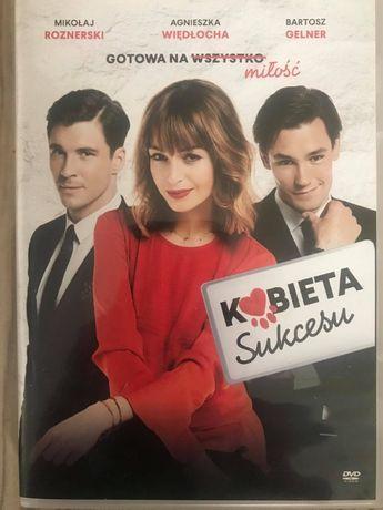 Kobieta Sukcesu CD,DVD