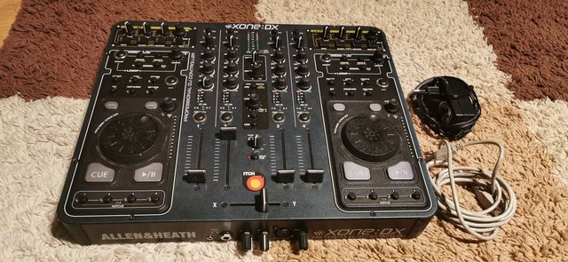 Profesjonala konsola DJ