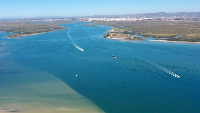 Algarve | Olhão : Ria Formosa Boat Tour ( Armona , Culatra , Deserta )