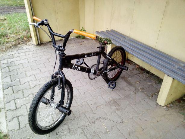 Rower BMX sprzedam/zamienie na BMX/DIRT/MTB