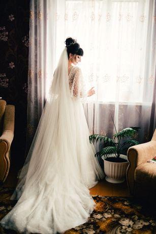 Весільна сукня Pollardi Ідеальний стан