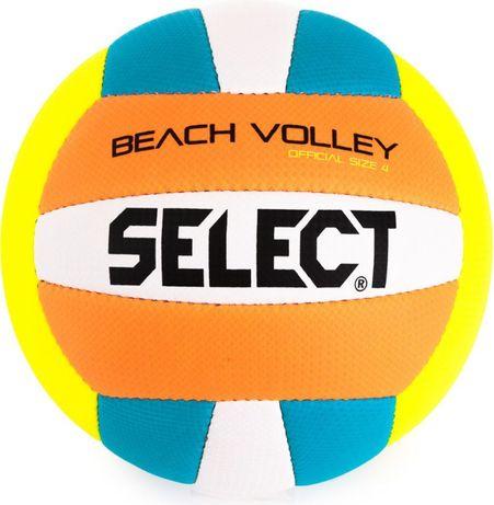 Piłka siatkowa plażowa SELECT Beach Volley roz.4