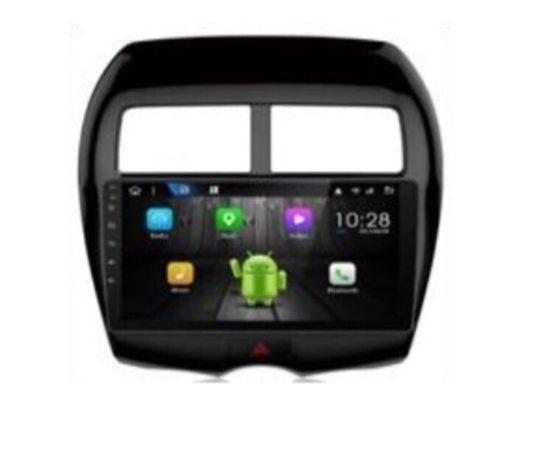 Автомагнитола Mitsubishi ASX, Peugeot, Citroen Android PX6 4/32IPS GPS