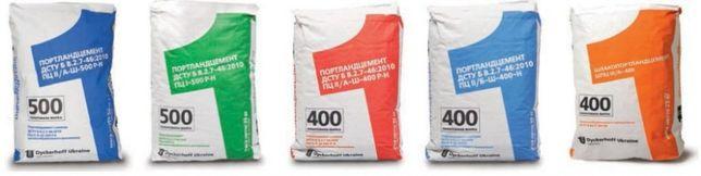 Цемент Ольшанский марка 400 и 500