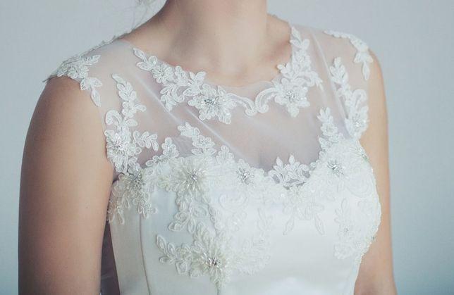 Suknia ślubna 38 okazja!