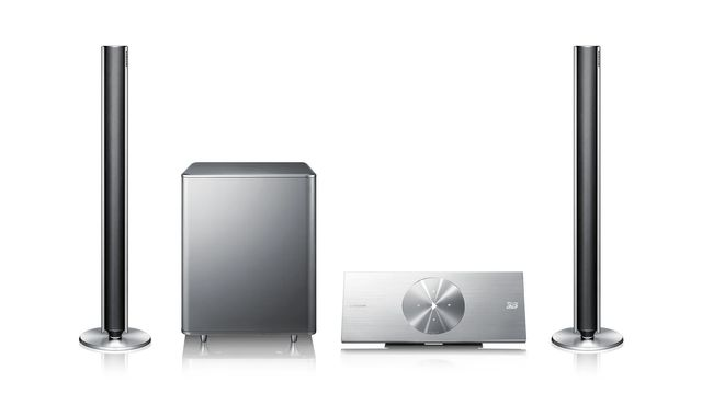 Kino domowe 2.1 Samsung PS-WES8200(Blue Ray 3D,WI-FI, USB, HDMI ARC)