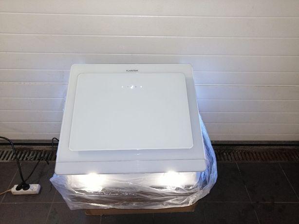 Okap kuchenny, ścienny, skośny, 60 cm