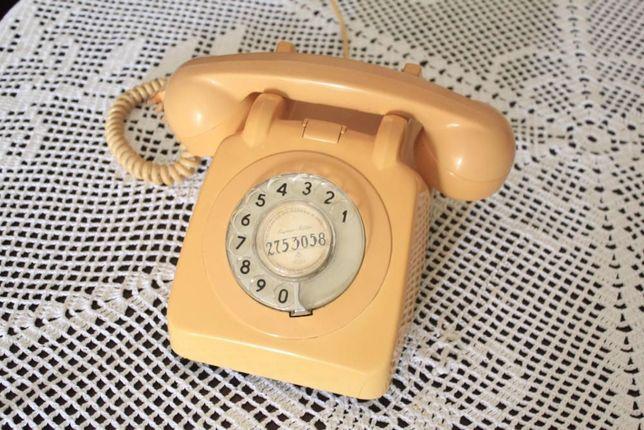 Telefones Vintage de disco e Campainha Externa