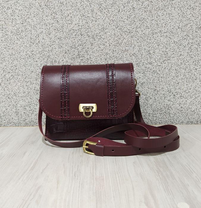 Сумка ручной работы, кожаная сумка, женская сумка Ирпень - изображение 1
