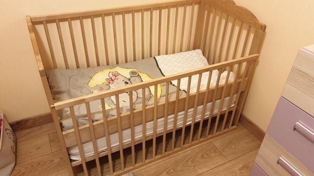 Łóżeczko dzieciece Kacper Pacyga 120x60