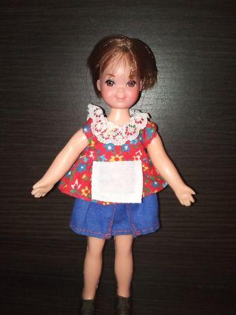 Lalka laleczka z serii Tutti Mattel 1965 od Barbie