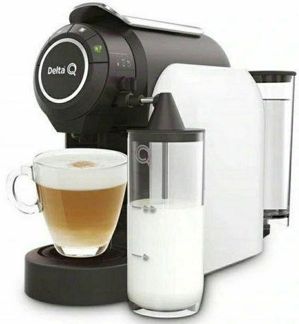 Ekspres do kawy ze spieniaczem do mleka